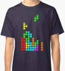 #1 TETRIS FAN Classic T-Shirt