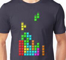 #1 TETRIS FAN Unisex T-Shirt