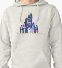 Magic Fairytale Princess Castle Kingdom Pullover Hoodie