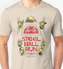 Steel Ball Run #24 Unisex T-Shirt