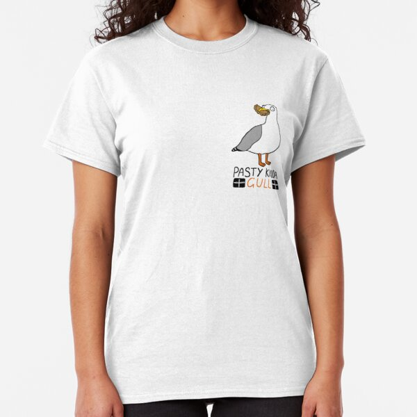 pasty kinda gull Classic T-Shirt