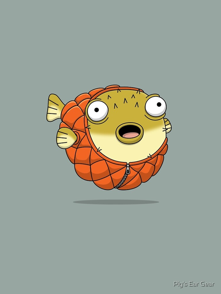 Puffer fish by adorman