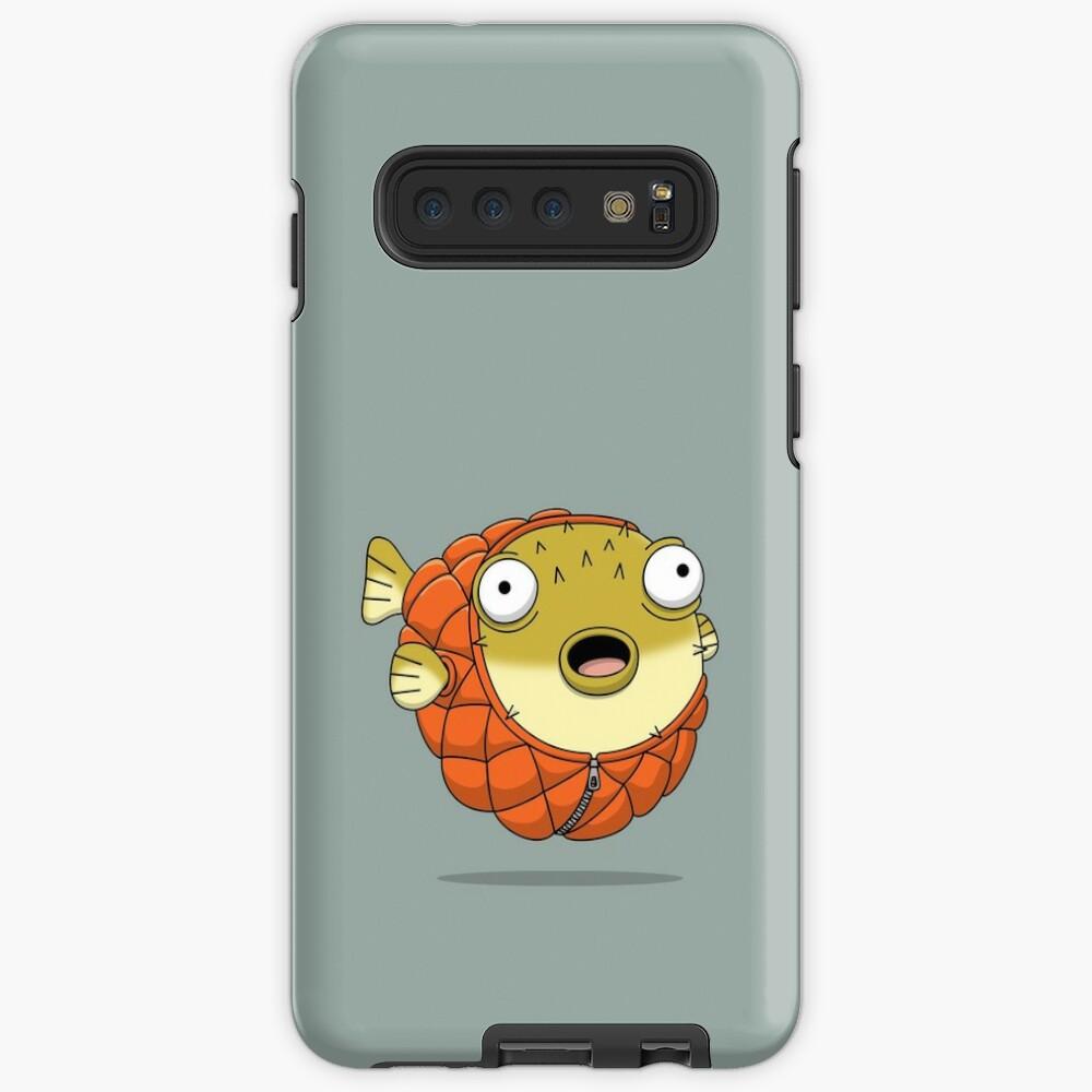 Puffer fish Case & Skin for Samsung Galaxy