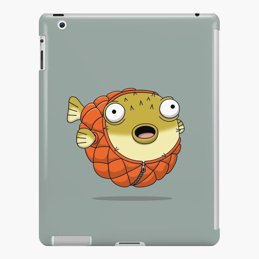 Puffer fish iPad Case & Skin