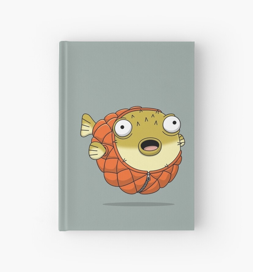 Puffer fish by Pig's Ear Gear