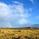 Karoo rainbow. by Gideon du Preez Swart