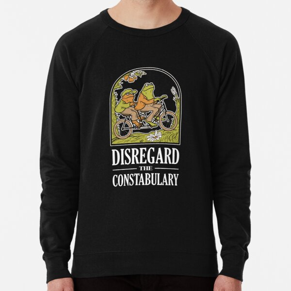 Disregard The Constabulary Defund The Police Lightweight Sweatshirt