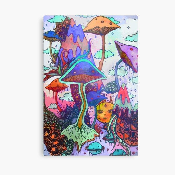 World of Dreams Canvas Print