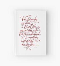 Vær frimodig og sterk Hardcover Journal