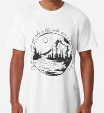 Camiseta larga Excursionismo