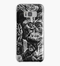 Jack Harkness and Ianto Jones-Janto  Samsung Galaxy Case/Skin