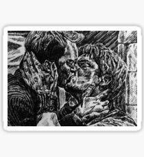 Jack Harkness and Ianto Jones-Janto  Sticker