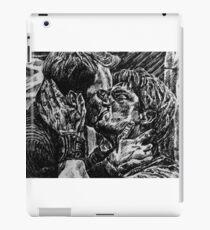 Jack Harkness and Ianto Jones-Janto  iPad Case/Skin