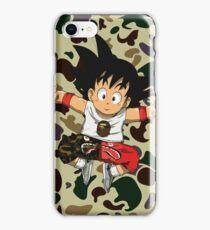 Bape Son Goku iPhone Case/Skin
