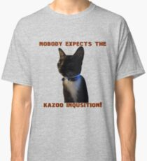 Nobody Expects The Kazoo Inquisition! Classic T-Shirt