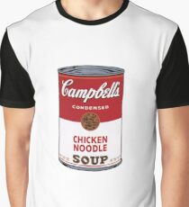 Campbell's Soup Can Graphic T-Shirt