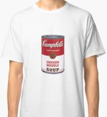 Campbell's Soup Can Classic T-Shirt