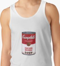 Campbell's Soup Can Tank Top