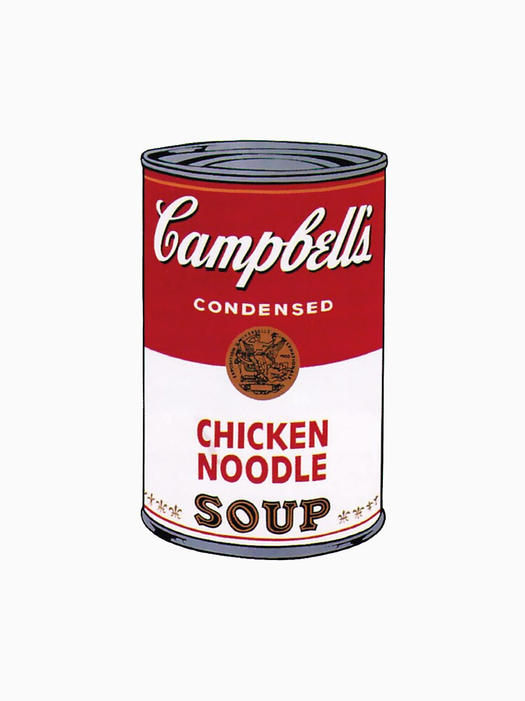 Campbell's Soup Can by dishess