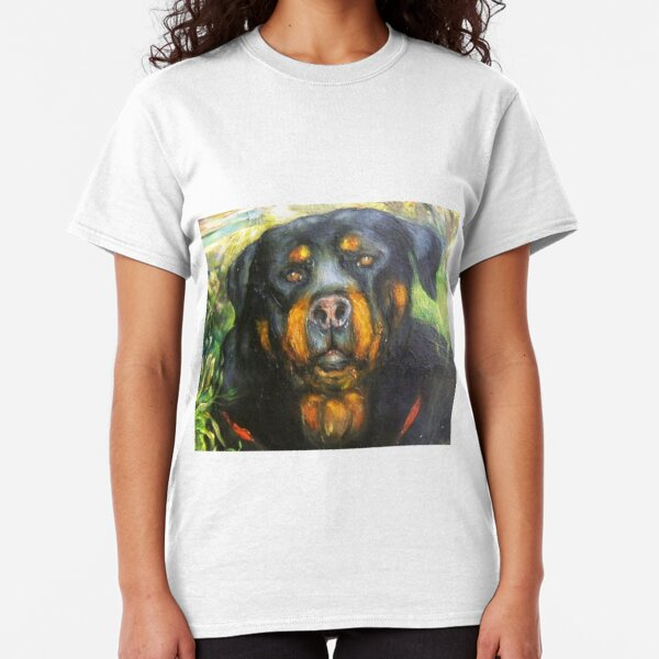 FORREST'S ANGEL, THE ROTTWEILER Classic T-Shirt