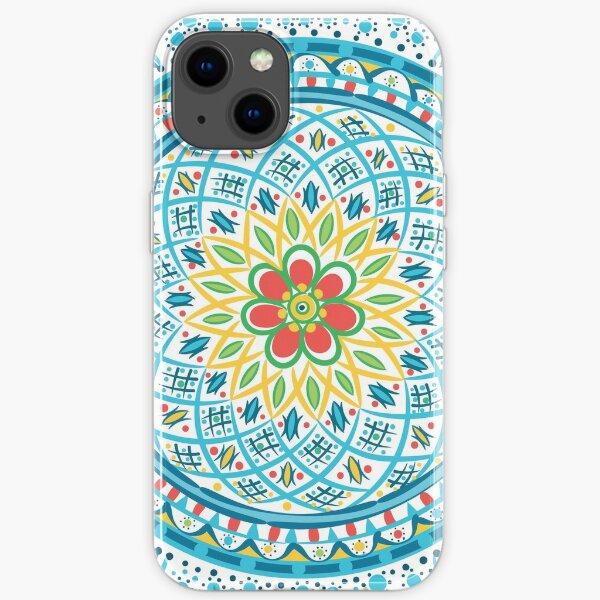 Tunisian Day Motif iPhone Soft Case