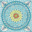 Tunisian Day Motif by MissChatZ