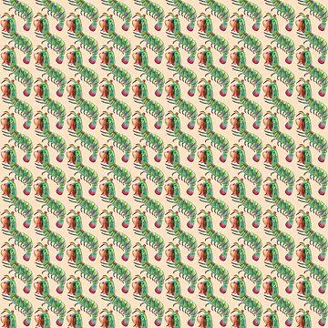 Mantis Shrimp (color) by Mechanical-Koi