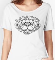 Darwin's Rottweiler Since 1859 Women's Relaxed Fit T-Shirt