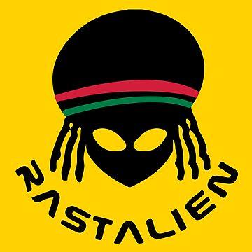 Rastalien_2 by MarcusTiger