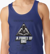A Force of One Tank Top