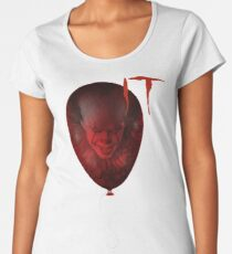 It - Pennywise - 2017 Women's Premium T-Shirt