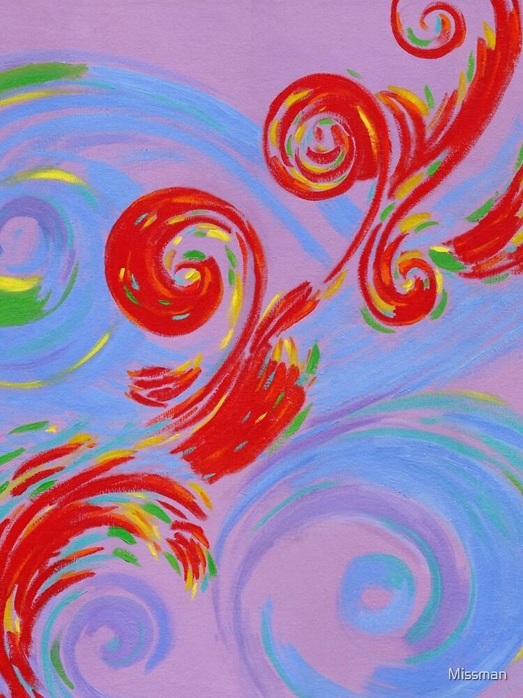 Painted Music by Missman