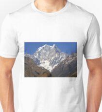 Nilgiri South - The Himalayas - Nepal T-Shirt