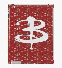 buffy pattern iPad Case/Skin