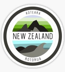 New Zealand Sticker Sticker