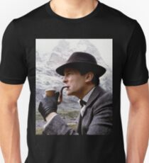 Sherlock Holmes - Jeremy Brett T-Shirt