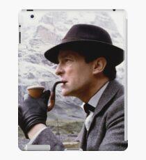 Sherlock Holmes - Jeremy Brett iPad Case/Skin