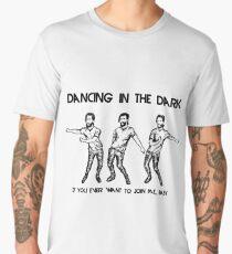Dancing in the Dark :-D Men's Premium T-Shirt
