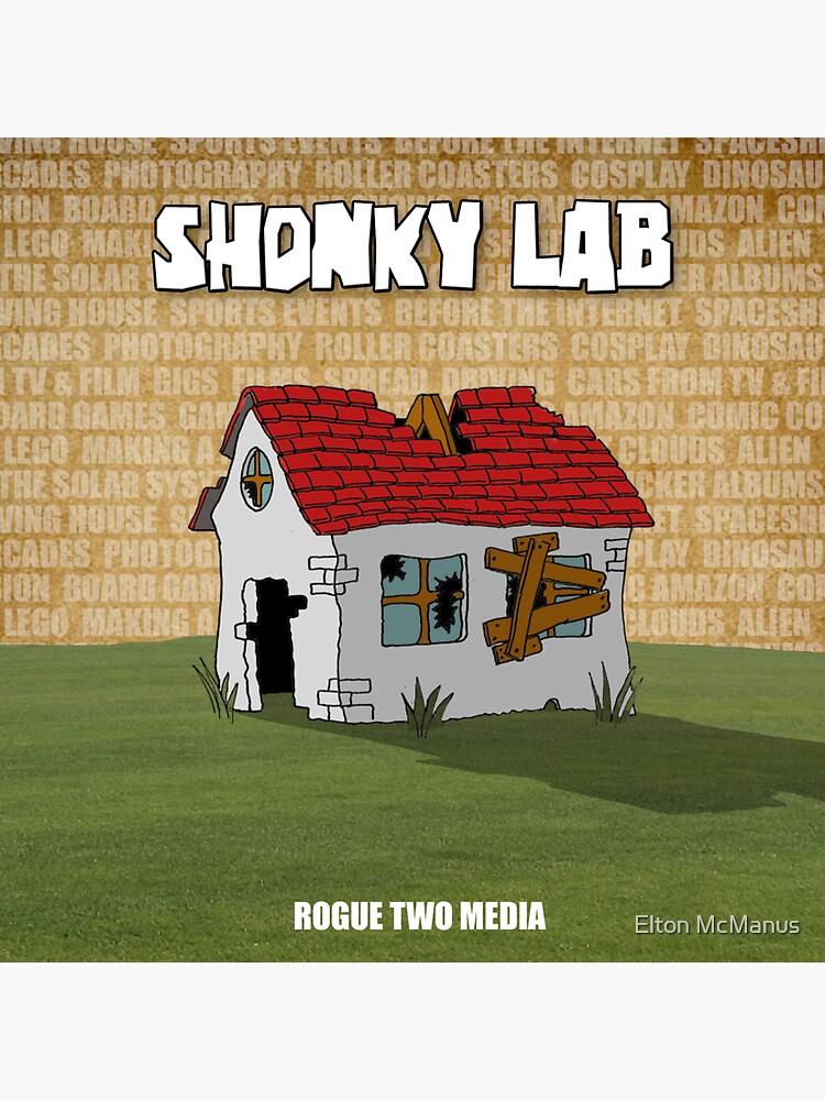 Shonky Lab - logo by EltMcM