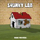 Shonky Lab - logo by Elton McManus