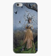 The Court Of The Dryad Queen iPhone Case