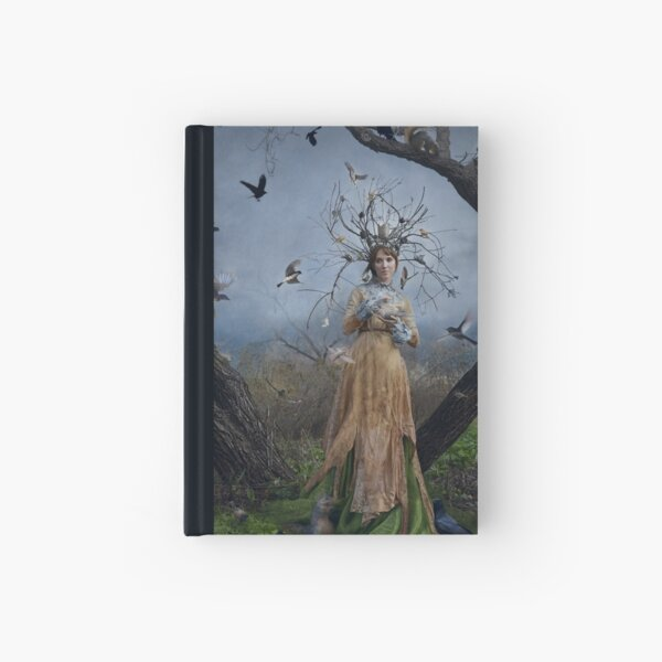 The Court Of The Dryad Queen Hardcover Journal