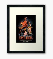 Army of Koopa Framed Print