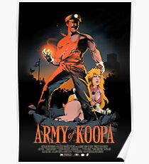 Army of Koopa Poster