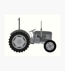 Ferguson Tractor Art Print