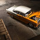 Bill Sharkey's 1955 Chevrolet Bel Air Coupe by HoskingInd