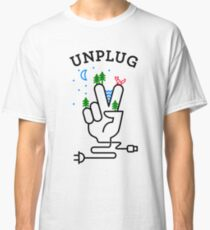 UNPLUG Classic T-Shirt