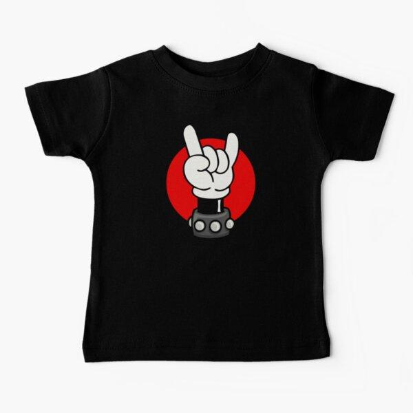 ROCK ON Camiseta para bebés