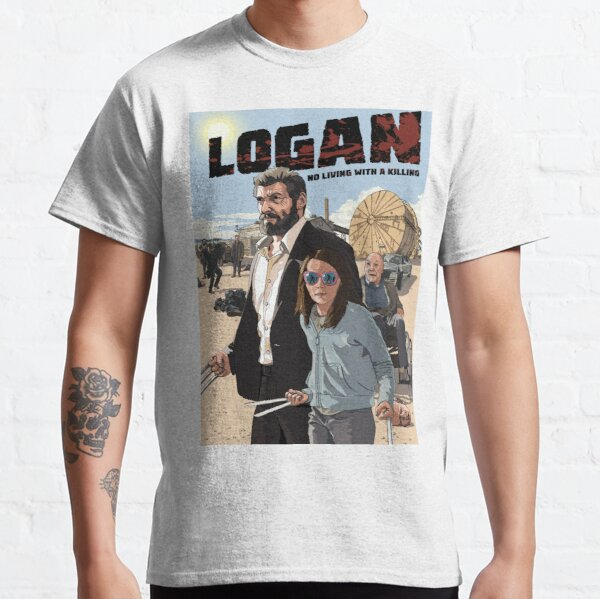 Logan - No Living with a Killing Classic T-Shirt