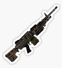 M249 Sticker